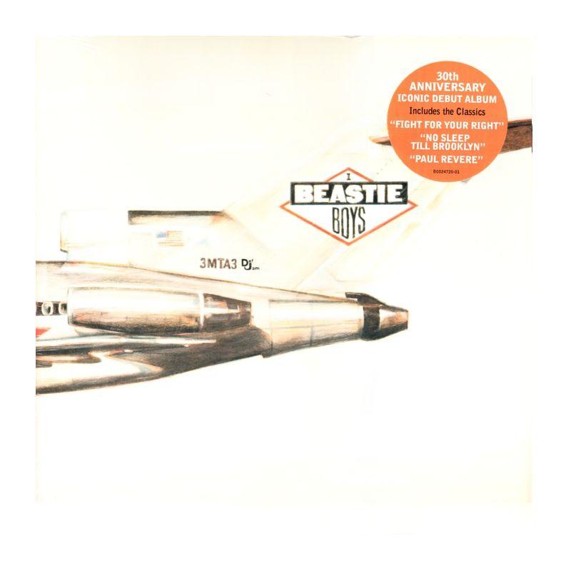 Beastie Boys Licensed To Ill 1 Lp 180 Gram Pressing