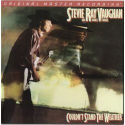 VAUGHAN, STEVIE RAY AND DOUBLE TROUBLE - COULDN'T STAND THE WEATHER (1 SACD) - MFSL EDITION - WYDANIE AMERYKAŃSKIE