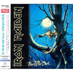 IRON MAIDEN - FEAR OF THE DARK (1 CD) - WYDANIE JAPOŃSKIE