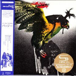 BUDGIE - IN FOR THE KILL! (1 SHM-CD) - WYDANIE JAPOŃSKIE