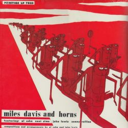 DAVIS, MILES AND HORNS (1LP)