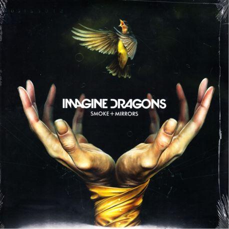 IMAGINE DRAGONS - SMOKE+MIRRORS (2LP) - 180 GRAM PRESSING - WYDANIE AMERYKAŃSKIE