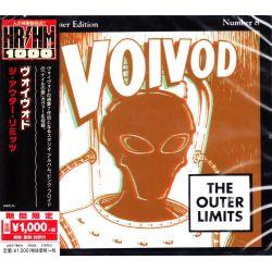 VOIVOD - THE OUTER LIMITS (1 CD) - WYDANIE JAPOŃSKIE
