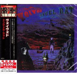 VOIVOD - ANGEL RAT (1 CD) - WYDANIE JAPOŃSKIE