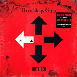 THREE DAYS GRACE - OUTSIDER (1 LP)