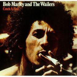MARLEY, BOB & THE WAILERS - CATCH A FIRE (1LP) - 180 GRAM PRESSING - WYDANIE AMERYKAŃSKIE