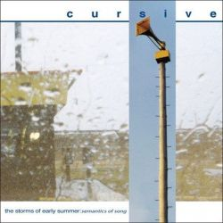 Cursive - The Storms Of Early Summer: Semantics Of Song (180g Colored Vinyl LP)