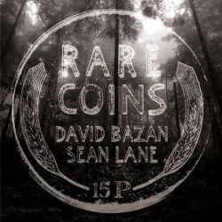 David Bazan and Sean Lane - Rare Coins (Colored Vinyl LP)