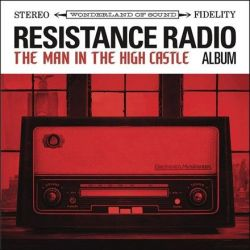 Resistance Radio: The Man in the High Castle Album - Various Artists (Vinyl 2LP)