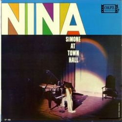 Nina Simone - NINA AT TOWN HALL (180g Vinyl LP)