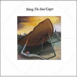 Sting - The Soul Cages (180g Vinyl LP)
