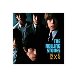 The Rolling Stones - 12 x 5 (180G CLEAR VINYL LP)