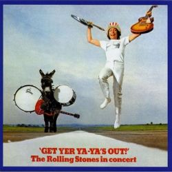The Rolling Stones - GET YER YA YA'S OUT (180G CLEAR VINYL LP)