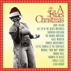 A Blues Christmas - Various Artists (Vinyl LP)