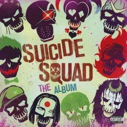 Suicide Squad: Soundtrack - Various Artists (Vinyl 2LP)