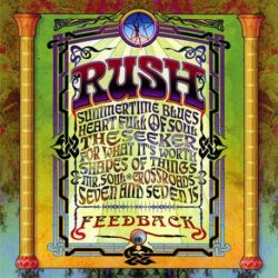 Rush - Feedback (200g Vinyl LP)