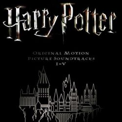 Harry Potter: Original Motion Picture Soundtracks I-V - Various Artists (Picture Disc Vinyl 10LP Box