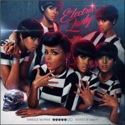 Janelle Monae - The Electric Lady (Vinyl 2LP)