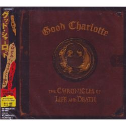 GOOD CHARLOTTE - THE CHRONICLES OF LIFE AND DEATH (CD+DVD) - WYDANIE JAPOŃSKIE