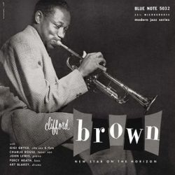 Clifford Brown - New Star On The Horizon (10' Vinyl EP)