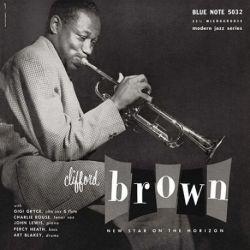 Clifford Brown - New Star On The Horizon (10' Vinyl EP)