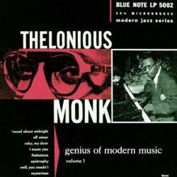 Thelonious Monk - Genius Of Modern Music Vol. 1: 75th Anniversary (10' Vinyl EP)