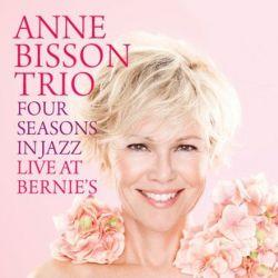 Anne Bisson Trio - Four Seasons in Jazz: Live at Bernie's (Numbered 45rpm 180g Vinyl 2LP)