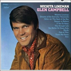Glen Campbell - Wichita Lineman (Vinyl LP)