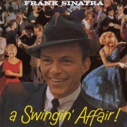 Frank Sinatra - A Swingin' Affair (180g Vinyl LP)