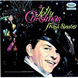 Frank Sinatra - A JOLLY CHRISTMAS FROM FRANK SINATRA (Vinyl LP)