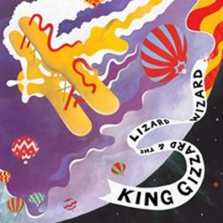 King Gizzard and The Lizard Wizard - Quarters (12' Vinyl EP)
