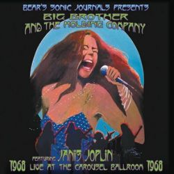 Big Brother Holding Company feat. Janis Joplin - Live at the Carousel Ballroom 1968 (Vinyl 2LP)