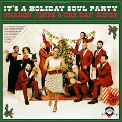 Sharon Jones and The Dap-Kings - It's A Holiday Soul Party (Vinyl LP)