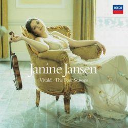 Vivaldi - Janine Jansen - The Four Seasons (180g Vinyl LP)