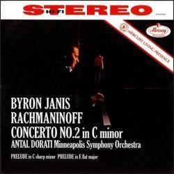 Rachmaninov: Piano Concerto No. 2 - Janis/Minneapolis Symphony Orchestra/Dorati (180g Vinyl LP)