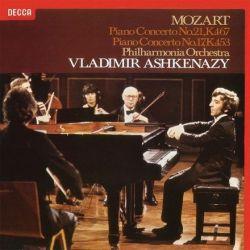 Mozart - Piano Concertos Nos.17 and 21, Vladimir Ashkenazy, Philharmonia Orchestra (180g Vinyl LP)