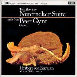 Tchaikovsky: Nutcracker Suite - Grieg: Peer Gynt/Wiener Philharmoniker/Karajan (180g Vinyl LP)