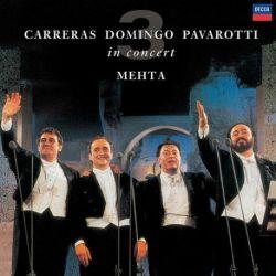 Pavarotti/Domingo/Carreras - Mehta - The Three Tenors 25th Anniversary (180g Vinyl LP)