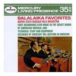 Balalaika Favorites - Osipov State Russian Folk Orchestra/Gnutov (180g Vinyl LP)