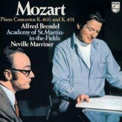 Mozart: Alfred Brendel - Piano Concertos No. 20 and 24/Neville Marriner (180g Vinyl LP)