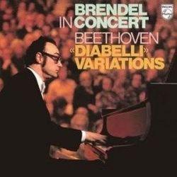 Beethoven: Alfred Brendel - Diabelli Variations, Op. 120 (180g Vinyl LP)