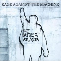 RAGE AGAINST THE MACHINE - THE BATTLE OF LOS ANGELES (1 CD) - WYDANIE AMERYKAŃSKIE