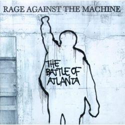 RAGE AGAINST THE MACHINE - THE BATTLE OF LOS ANGELES (1 CD) - WYDANIE AMERYKAŃSKIE