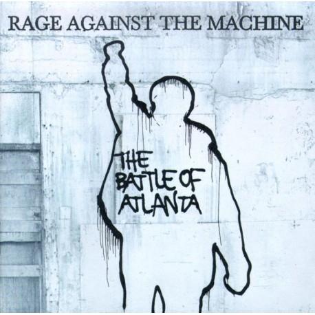 RAGE AGAINST THE MACHINE - THE BATTLE OF LOS ANGELES - WYDANIE AMERYKAŃSKIE