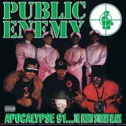 Public Enemy - Apocalypse 91...The Enemy Strikes Black (Vinyl 2LP)