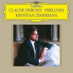 Debussy - Preludes: Book 1, L. 117: Preludes: Book 2, L. 123 / Krystian Zimerman (Vinyl LP)