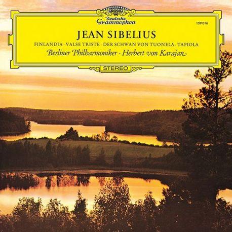 Sibelius: Finlandia - Herbert von Karajan, Berliner Philharmoniker (180g Vinyl LP)