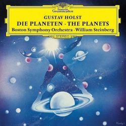 Holst - The Planets, Op. 32: Boston Symphony Orchestra/William Steinberg (Vinyl LP)