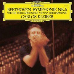 Beethoven: Symphony No.5 In C Minor, Op.67 - Wiener Philharmoniker/Carlos Kleiber (180g Vinyl LP)