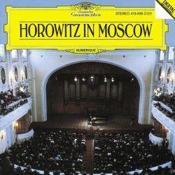 Vladimir Horowitz - Horowitz In Moscow (180g Vinyl LP)